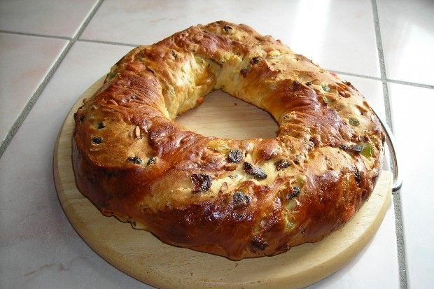 San Costanzo çöreği