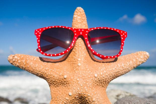 Gözünüze ve güneş gözlüklerinize dikkat!
