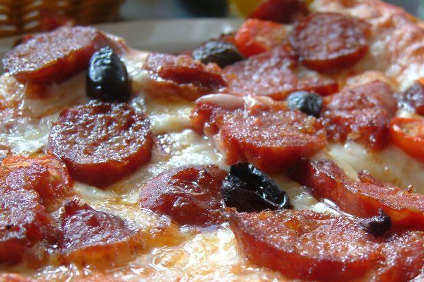 Pizza regina...