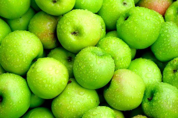 Grip için yeşil elma şart...