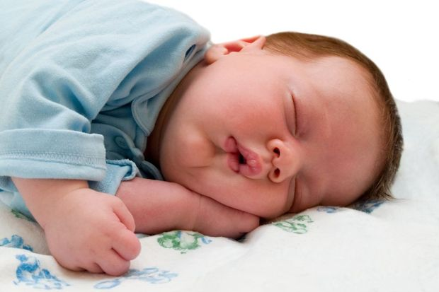 Uyku, çocuk sağlığı için şart!