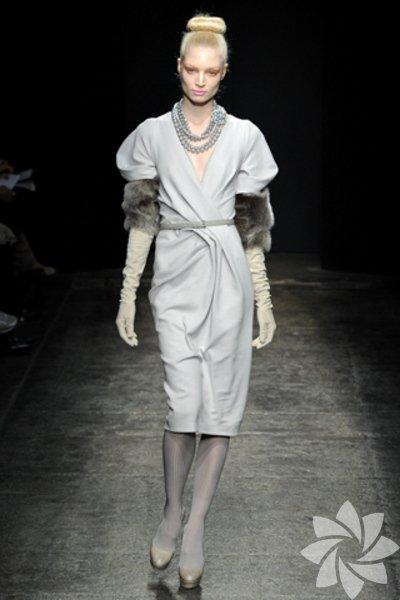 Donna Karan 2011 Sonbahar / Kış Koleksiyonu