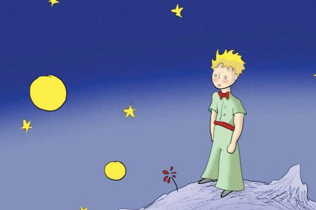 Hiç büyümeyen çocukların can dostu: Küçük Prens