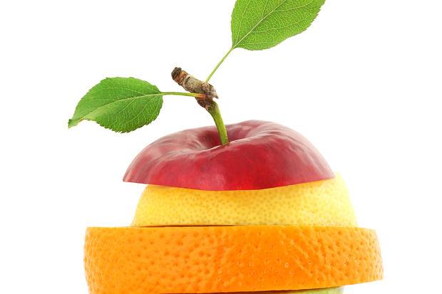 Beslenmesinde meyveye yer veren çocuk daha sağlıklı!