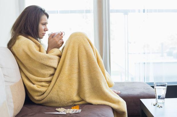 Stres üst solunum yolu enfeksiyon riskini artırıyor