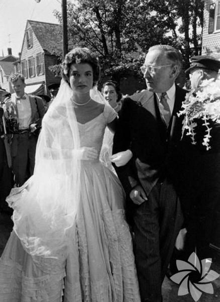John F. Kennedy ve Jacqueline Bouvier