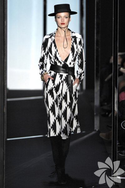 Diane von Furstenberg 2011 Sonbahar Kış Koleksiyonu