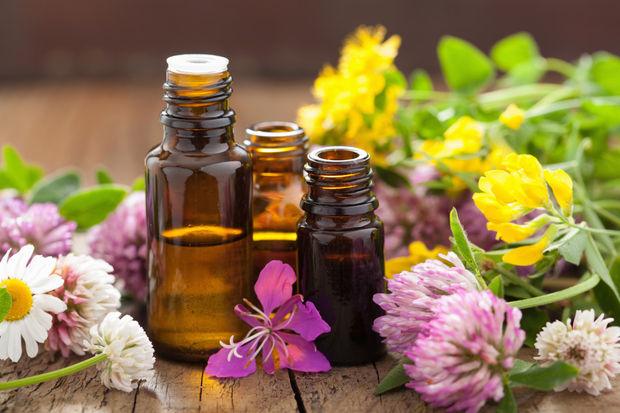 Bitkilerden gelen iyileştirici enerjiyi şişelerde!