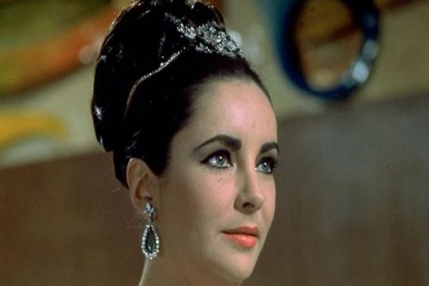 Elizabeth Taylor'ın mücevher kutusu