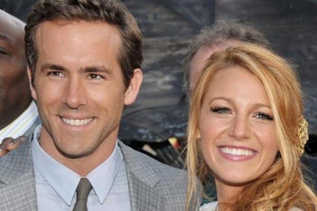 Blake Lively ve Ryan Reynolds çifti romantik aşklarıyla düsman çatlatıyor...