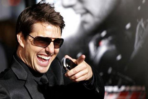 """Haftanın yakışıklısı: """"Görevimiz Tehlike Hayalet Protokol"""" filminin aktörü Tom Cruise"""