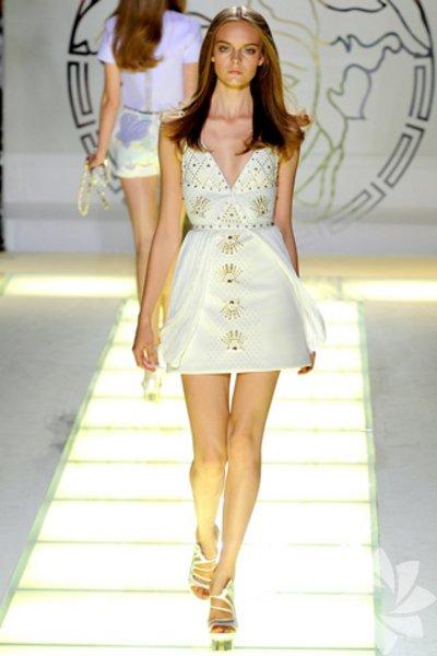 Versace 2012 İlkbahar/Yaz Koleksiyonu