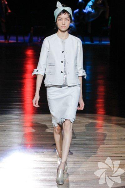 Marc Jacobs 2012 İlkbahar Yaz koleksiyonu