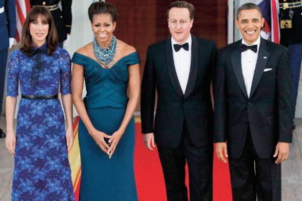 First Lady'ler modacı sever