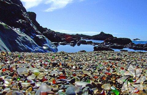 Glass Beach - Amerika