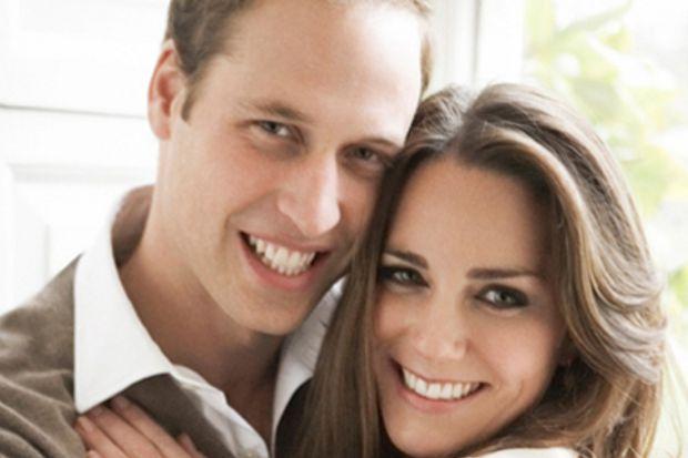 Prens William Ve Kate Middleton aşkla geçen 1. yıllarını kutluyor...