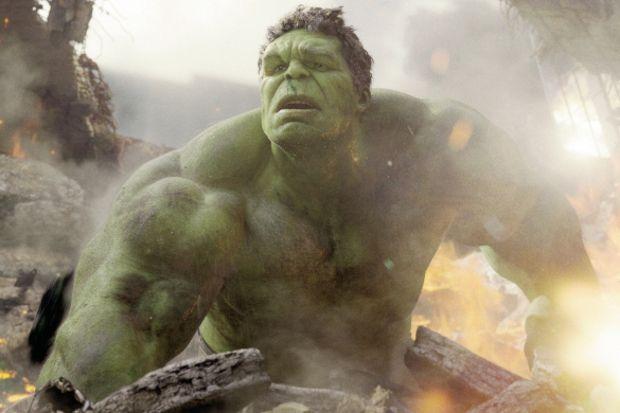 ABD'lileri uzaylılardan Hulk koruyacakmış!