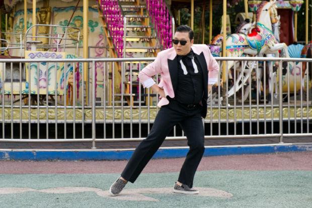 """Yeni moda dans PSY'den """"Gangnam Style!"""""""