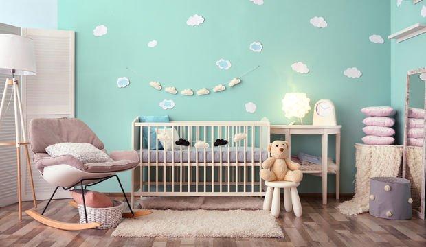 Şık ve yaratıcı bebek odası tasarımları