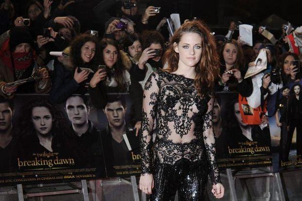 Kristen Stewart'ın stil evrimi...