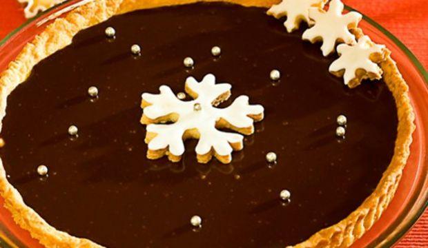 Çikolatalı turta...