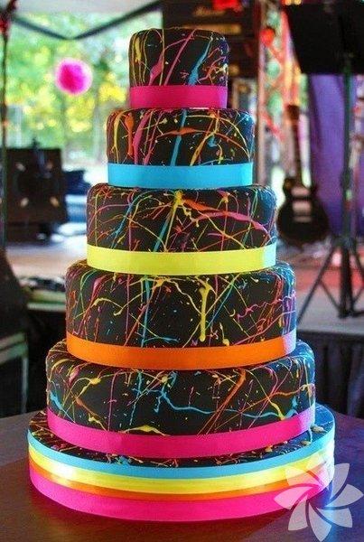 Düğün pastası alternatifleri...