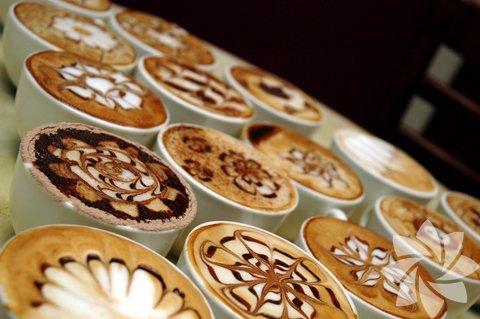 İtalyanca, süt anlamına gelen latte'nin asıl adı Caffe Latte Machiato'dur.