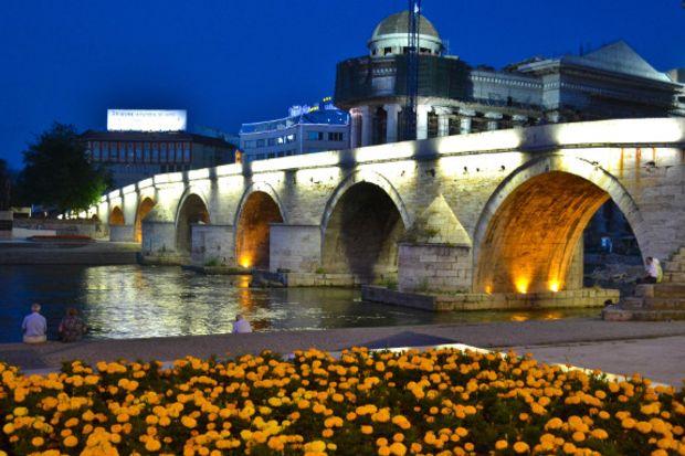 Vizesiz seyahat: Makedonya