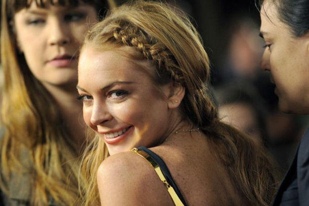 Lindsay Lohan: Ayık bir hayata başlayacağım!