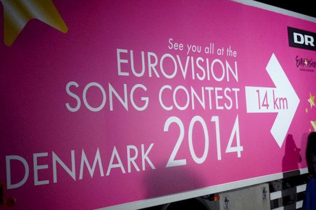 Eurovision tarihinde bir ilk!