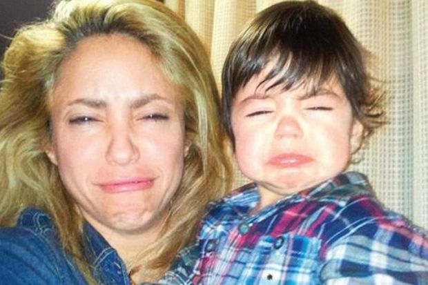 Ünlü şarkıcı Shakira yeni yıldan çocuk istiyor!