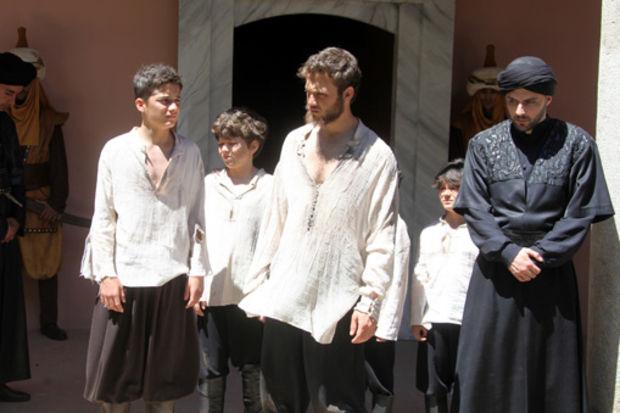 Bayezid ve oğulları ölüme yürüyor