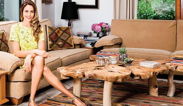 Deniz Barut: Evdeki çoğu mobilya ikinci el