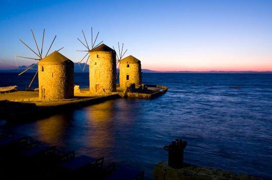 Yanıbaşımızda duran cennet Sakız Adası