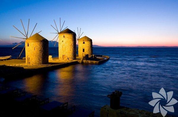 Sakız Adası, Yunanistan'ın beşinci büyük adasıdır.