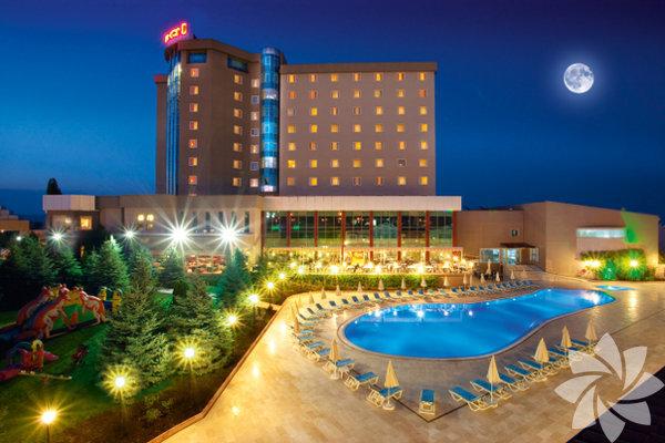 İkbal Thermal Hotel & Spa- Afyon