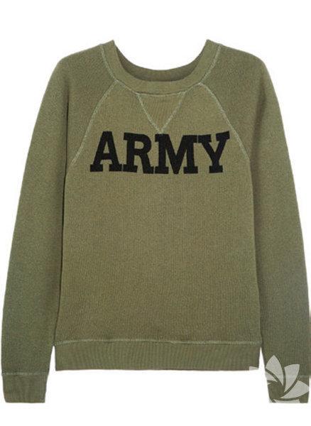 Asker stili  Birkaç sezondur kamuflaj gardıroplarımıza girmişti. Bu sezon da tasarımcılar asker modasını geride bırakmıyor ve hem tarz hem de renk olarak bu trendi podyumlara taşımaya devam ediyor. Haki renkli tulumlar, bol cepli montlar ve üniforma görünümlü elbiseler bu bahar ve yaz oldukça popüler.
