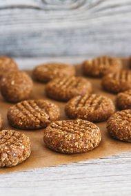 Fıstıklı vegan kurabiye