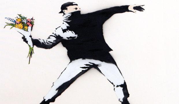 Banksy aramızda olabilir