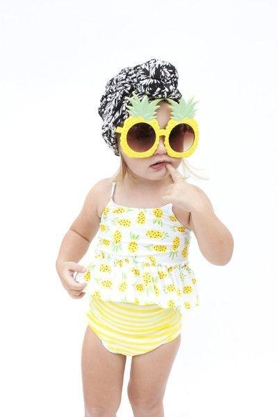 Trend: Ananas baskılı kıyafetler