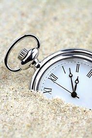 Zaman bizi harcıyor!
