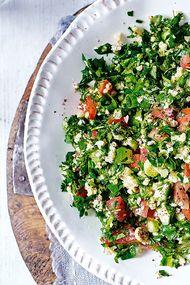 Arap salatası (Tabule) tarifi